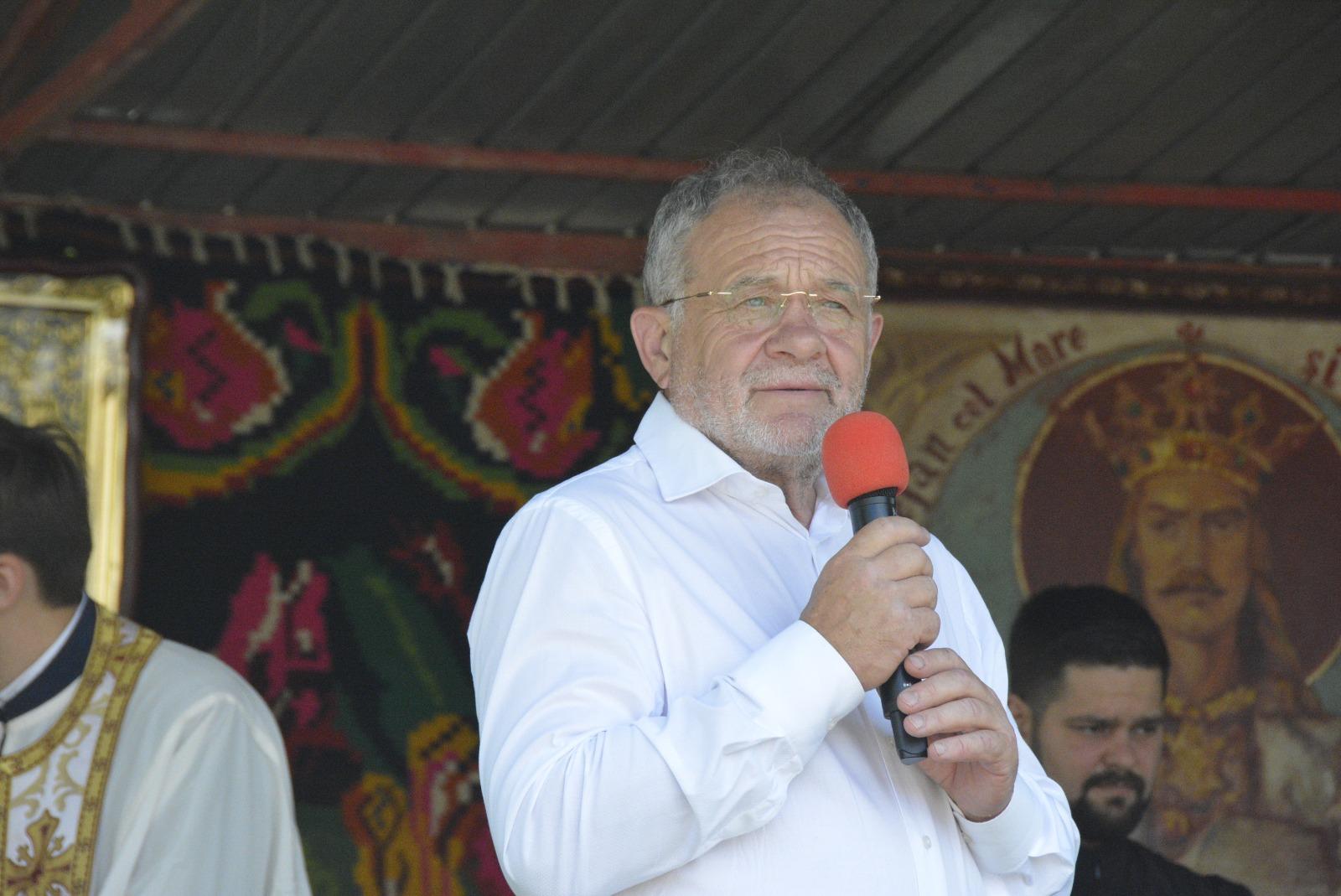 Dumitru Buzatu, președintele CJ Vaslui