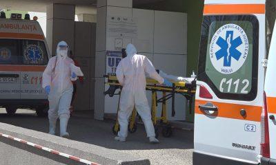 Medicul cu coronavirus a refuzat internarea